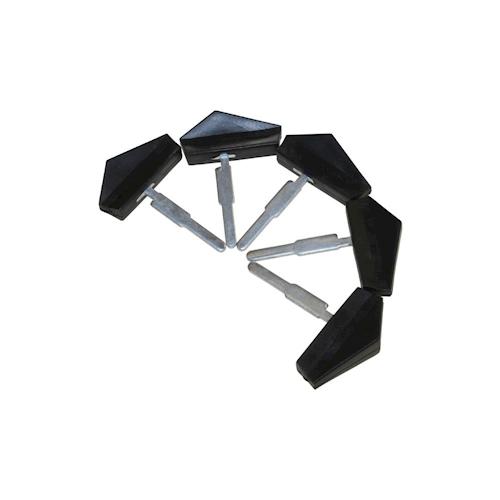5 x Zündschlüssel Mofa Moped Mokick Kreidler Schlüssel NEU *