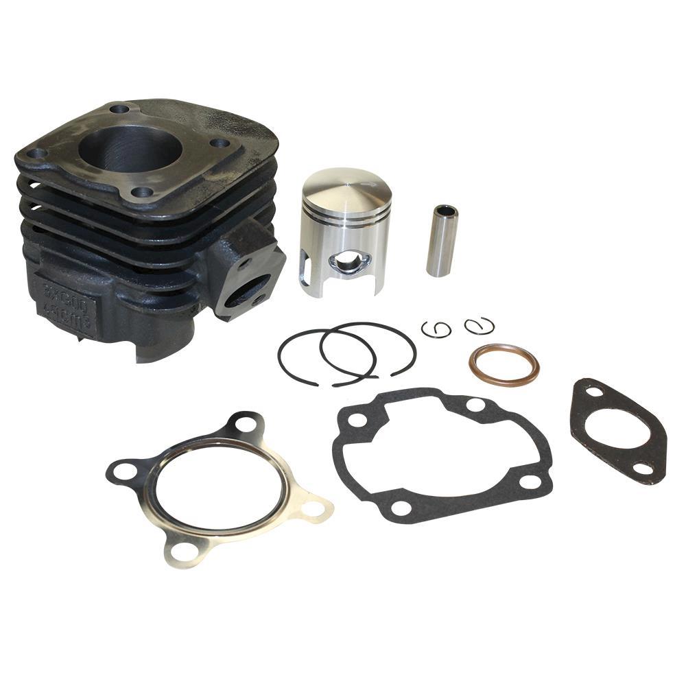 vormontierte Kolbenringe für Keeway RX8 50 Ersatz Zylinder//Zylinderkit 50ccm