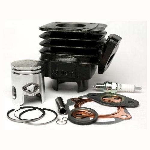 zylinder kit 50ccm z ndkerze f r motowell magnet 50 ac. Black Bedroom Furniture Sets. Home Design Ideas