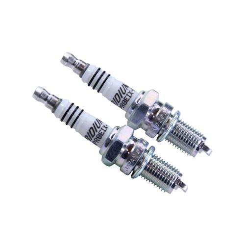 2 Zündkerzen NGK Iridium DPR8EIX-9   Laverda 668 668