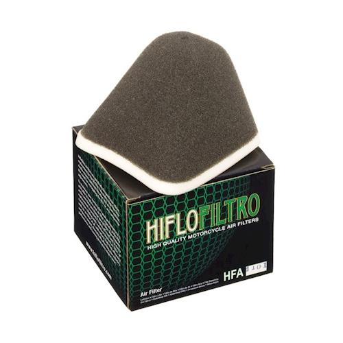 Filtre à air de HIFLO type HFA 4101 pour YAMAHA DT 125 X Année de construction 05-06