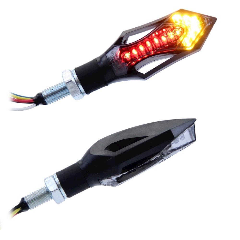 GTR 50 LC E-Nummer für CPI Freaky 50 LED BREMSLICHT RÜCKLICHT BLINKER inkl