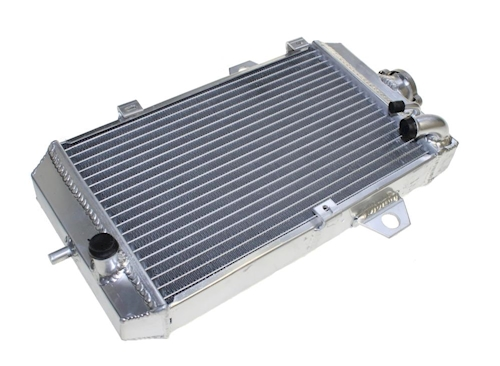 Aluminium Kühler für 2006-2014 Yamaha Raptor 700 700R YFM700 YFM700R 2007 2008