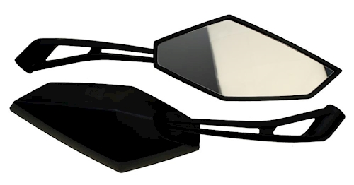 blinker satz 4 st ck cat eye 20 mm 40 mm schwarz. Black Bedroom Furniture Sets. Home Design Ideas