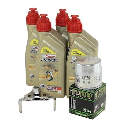 Ölwechsel Set Ölfilterschlüssel für BMW R1150GS Adventure R11R//R21A Bj.04-05