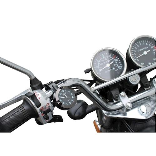 Motorraduhr Lenker Uhr für Honda CX 500 C Typ PC01 Bj 1980-1981