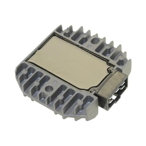 Spannungsregler-Gleichrichter-fuer-Yamaha-YZF-R1-1000-RN041-Bj-2000-2001 Indexbild 2