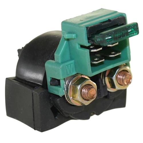 Kreativ Anlasser Relais Magnetschalter Für Honda Gl 1500 Se Goldwing Sc22b Bj 97-00 Gute QualitäT