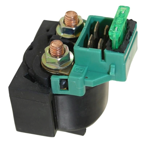 Motor Anlasser-Relais Magnetschalter Für Honda CB900 GL1500 VF1100 CBR600/&VF1000