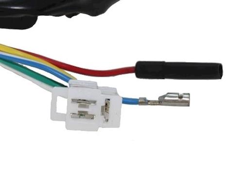 Lichtmaschine-und-Spannungsregler-fuer-Yamaha-XV-535-H-Virago-Typ-2YL-Bj-88-98 Indexbild 2