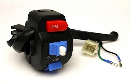 blinker schalter 4 takt roller gy6 qma qmb baotian rex. Black Bedroom Furniture Sets. Home Design Ideas