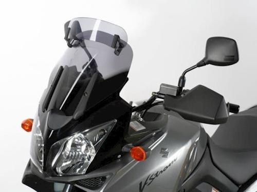 Vario-Touringscheibe-MRA-fuer-Suzuki-DL-650-1000-V-Strom-Bj-2004-2011-rauchgrau