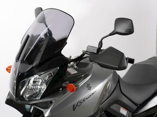 Parabrisas-tourenscreen-MRA-para-suzuki-dl-650-1000-V-Strom-2004-11-gris