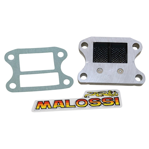 Membranblock MALOSSI VL9 Viton für  Honda X8R//SZX 50 S Cross Sport Typ AF49