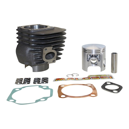 Rennzylinder malossi 124ccm mbk booster 100 ovetto 100 for Yamaha bws 100 for sale