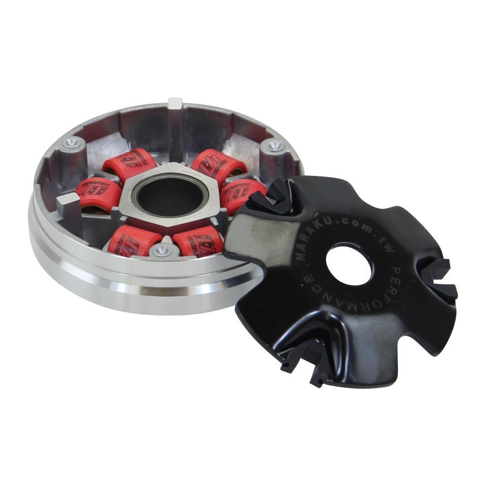 SYM Jet Sport-X 50 Naraku Variomatik 5,5g für 4-Takt 50ccm GY6 139QMA//B Motor f
