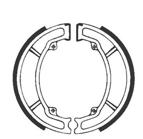 Auto & Motorrad: Teile Intellektuell Bremsbacken Für Trommelbremse Ebc H352 Für Honda Ses 125 Dylan Jf10a 2002-2006 Bremsbacken