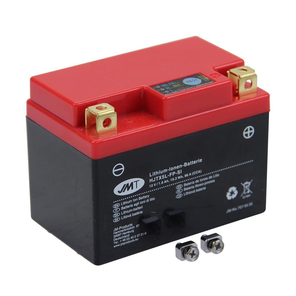49 PS 36 kw KTM EXC 450 BJ 2003-2016 Batterie Lithium-Ionen