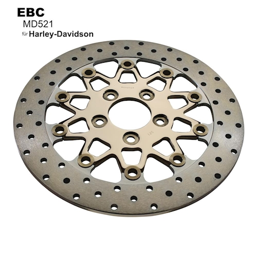 EBC Bremsscheibe MD521