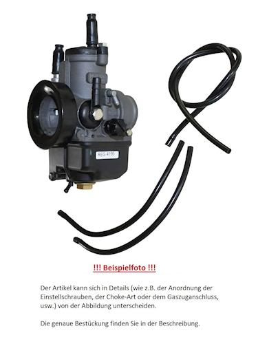 Vergaser Dellorto PHBH 30 BS 2Takt Typ 03343