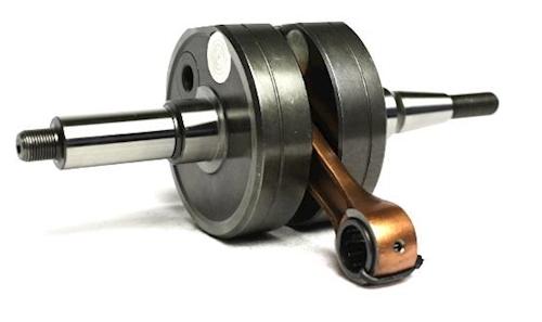 crankshaft for yamaha dt 125 r ktm lc2 125 4bl motor. Black Bedroom Furniture Sets. Home Design Ideas
