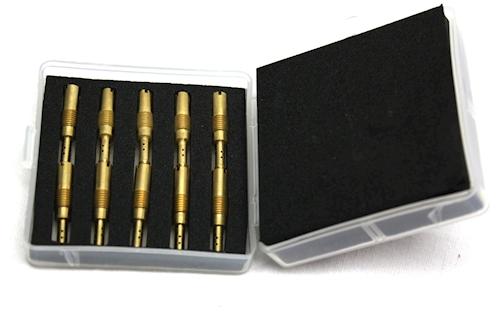 Vergaser Nebendüsen Set für  OKO KOSO STAGE6 KEIHIN PWK Vergaser 35-80 10 Stück