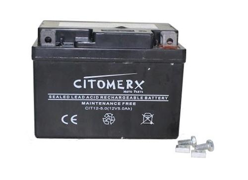 NUEVO-Bateria-yt4xl-bs-12v-3ah-PARA-KYMCO-ZX-50-II-Super-Fever-SC10AS-Ca