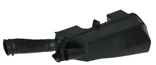 """Luftfilterkasten Luftfilterbox für 4T Chinaroller 10/"""" Baotian BT50QT-9 Ecobike"""