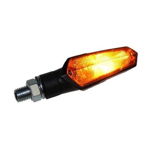 Halogena-Luz-Mini-winker-negro-tintado-UNIVERSAL-PARA-HONDA-CBR-1100-CB-1100