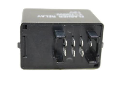 LED-Rele-Intermitente-flasher-7-PINS-POLOS-PARA-SUZUKI-VL-1500-Lc-encendido