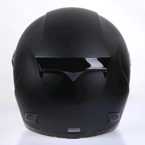 motorradhelm integralhelm rollerhelm helm schwarz matt von. Black Bedroom Furniture Sets. Home Design Ideas