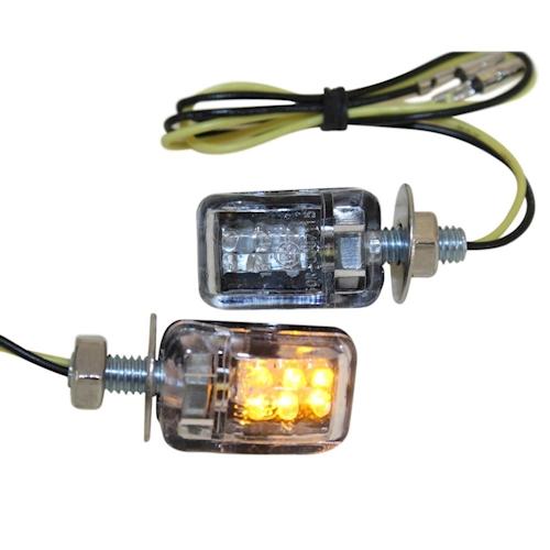 LED-MINI-luz-intermitente-Kit-BENNI-NEGRO-TRANSPARENTE-CERTIFICADO-E-M6
