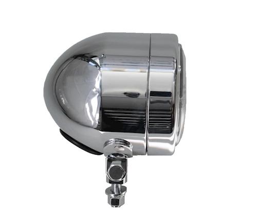 Motocicleta-Faro-Luz-90mm-CROMO-e-nr-PARA-Yamaha-XV1100-XV1600-VIRAGO