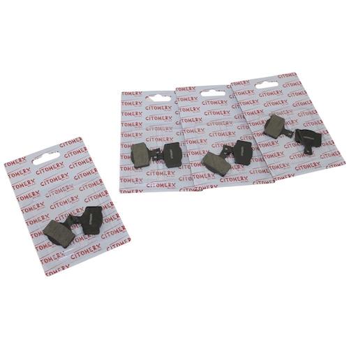 4 Paar Scheibenbremsbeläge Bremsklötze semi-metallisch für Magura MT 2 4 6 8 neu
