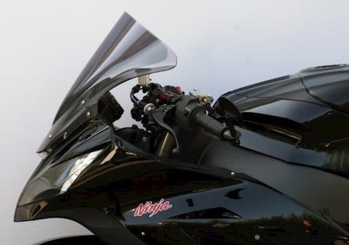 parabrisas-Carreras-MRA-para-KAWASAKI-zx-10r-Ano-FAB-2011-13-Negro