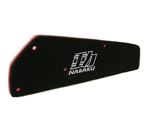 Filtre à air utilisation NARAKU double couche pour gy6 139 qma//B moteur pour rex rs 460