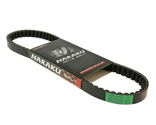 Courroies trapézoïdales NARAKU v//s 50ccm type 669mm pour 50ccm rex rs 400