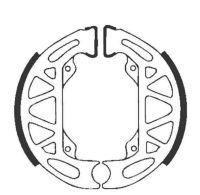 Bremsbacken für Trommelbremse EBC mit Federn Typ 806 (681152)