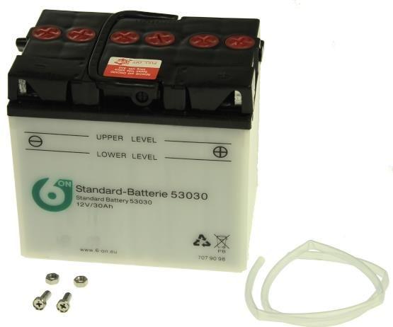 1973 YUASA 53030 Batterie BMW R90 S R90//S Bj