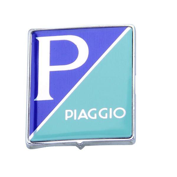 Original Emblem PIAGGIO Kaskade für Vespa PX MY GT GTS GTV LX LXV S zum Stecken (576464)
