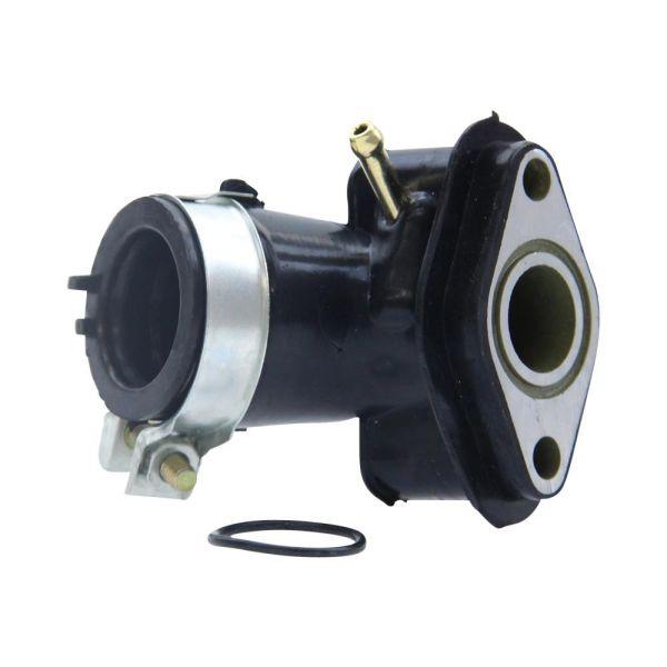Ansaugstutzen 19mm für 4 Takt China Roller, Baotian, Rex RS 450, MKS, V-Clic (129969)