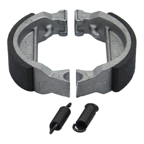 Bremsbacken vorne/hinten 80x18 mm für Puch Maxi L S SL Plus Turbo MV 50X-2 50X-3 Sprinter Racing Rionier (349.1.40.015.9)