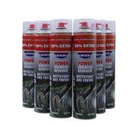 6x Presto Bremsenreiniger Power 600 ml. - Teilereiniger Spray Acetonfrei (3072876)