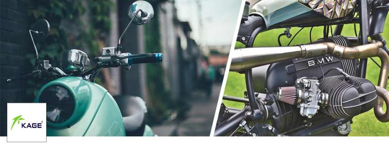 Kage Motorradbatterien