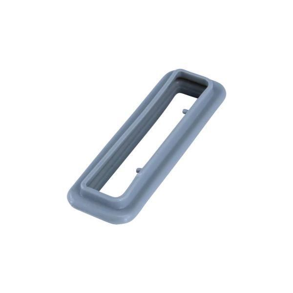 Kettenkastengummi Manschette grau für Zündapp Combinette Falconette (423-14.300)