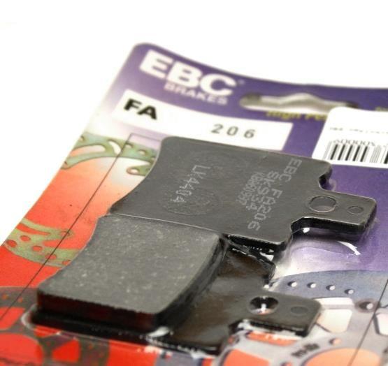 99-00 vorne Bremsbeläge EBC Yamaha YH 50 Why Bj