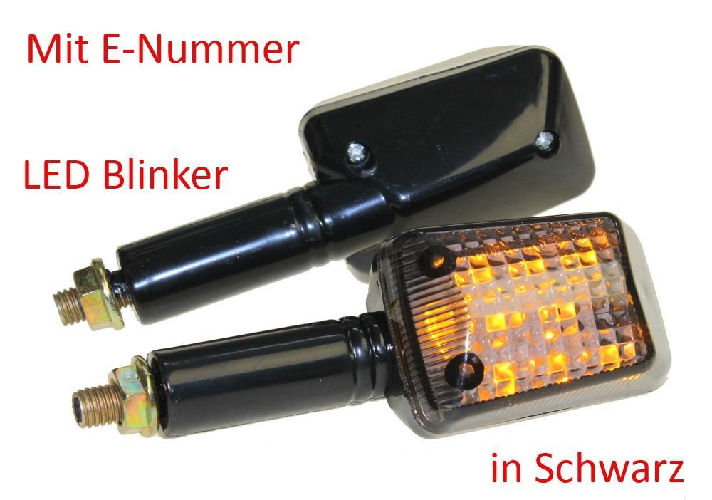 1986 Motorrad Miniblinker LED Steve für Suzuki RG 500 Gamma Typ HM31A Bj
