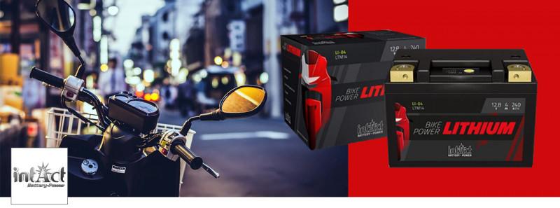 IntAct Akkumulatoren und Motorradbatterien