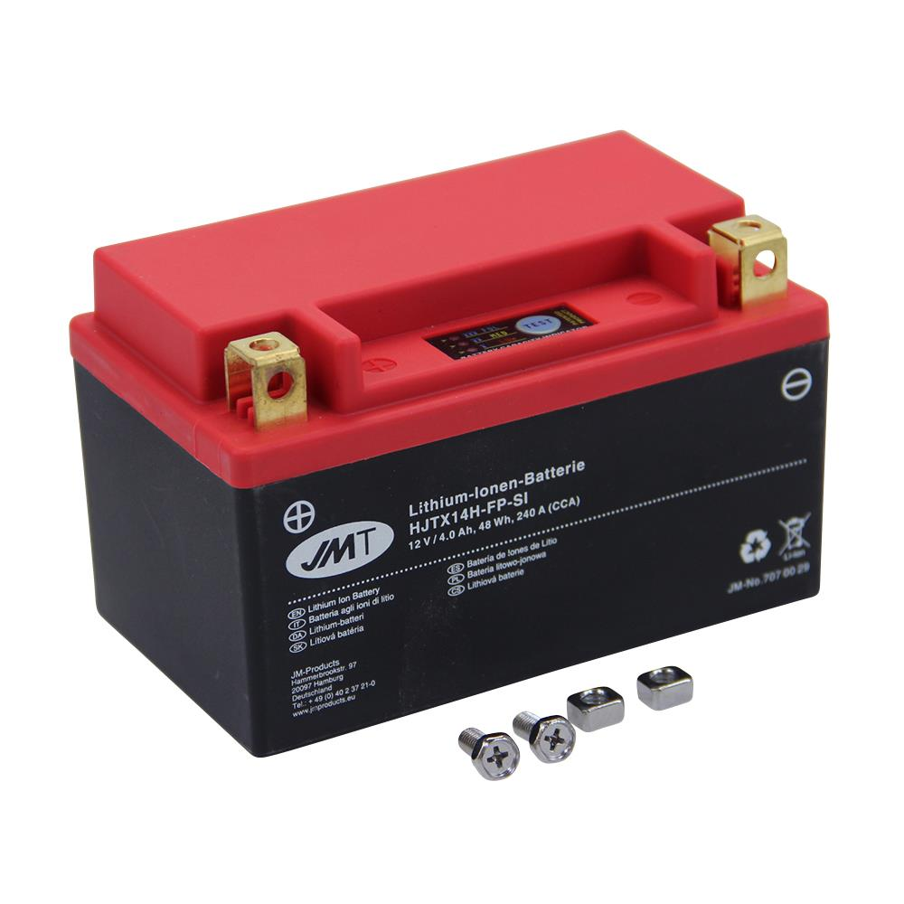 batterie lithium ionen 12v 4ah hjtx14h fp shido f r roller. Black Bedroom Furniture Sets. Home Design Ideas