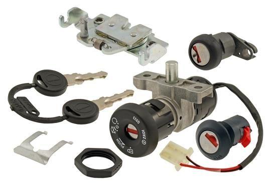Zündschloss-Set für Honda SH 125 150 | Zündschlösser | Elektrik | ZS ...